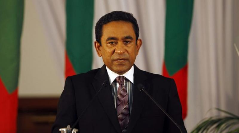 Emergency declared in Maldives