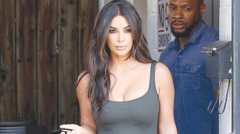 File picture of Kim Kardashian used for  representational  purposes only.