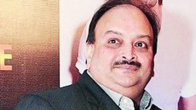 The central agency further stated that Choksi has never cooperated in the investigation into the Rs 13,000 crore PNB scam. (Photo: File)