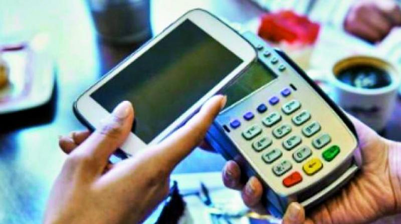 While 110 crore digital transactions took place in the country in January, TS alone recorded 7.78 crore, which amounts to 2,210 digital transactions for every 1,000 persons, the highest in the country.