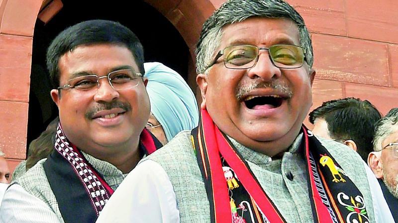 Congress helped Nirav, Choksi under 80:20 gold scheme: BJP