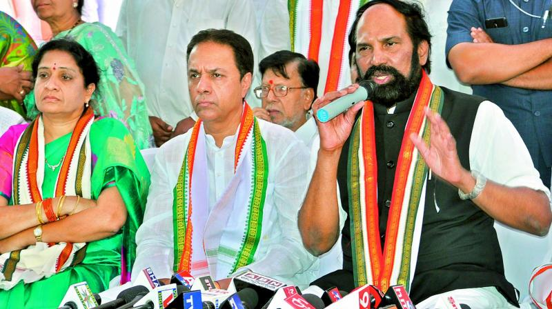 K Chandrasekhar Rao's Third Front gathers steam