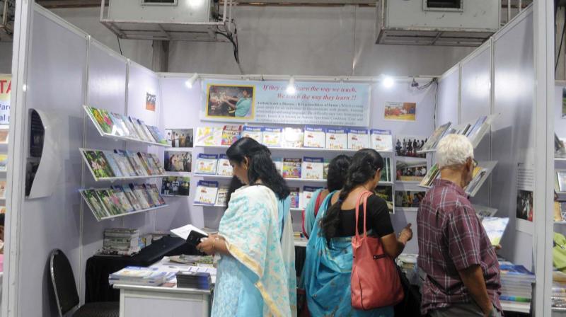 Krithi International Festival of Books