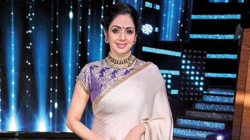 Sridevi's sister told to keep quiet?