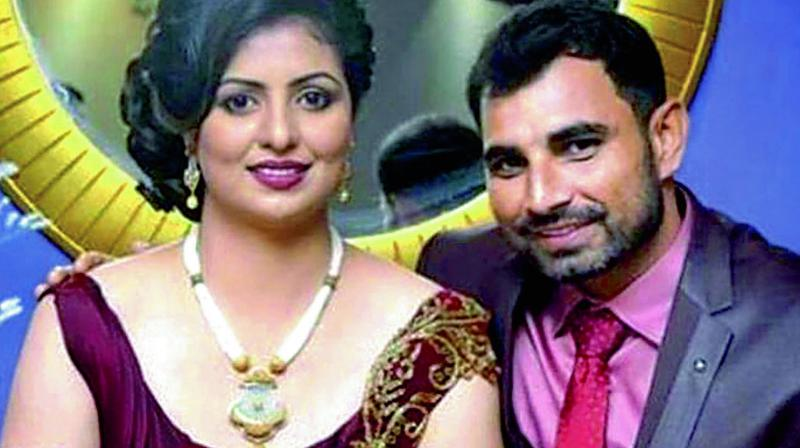 Mohammed Shami's wife, Hasin Jahan, shared photos of Facebook and WhatsApp chats, indicating that the cricketer is cheating on her.