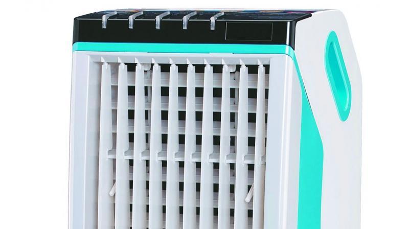 IoT air cooler.