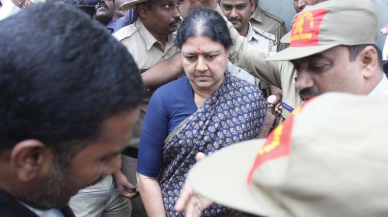 Why Jaya was hospitalised, reveals Sasikala