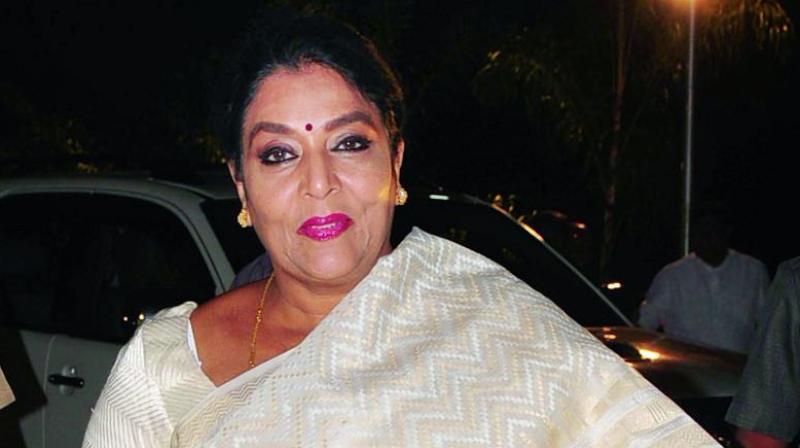 Congress MP Renuka Chowdhury