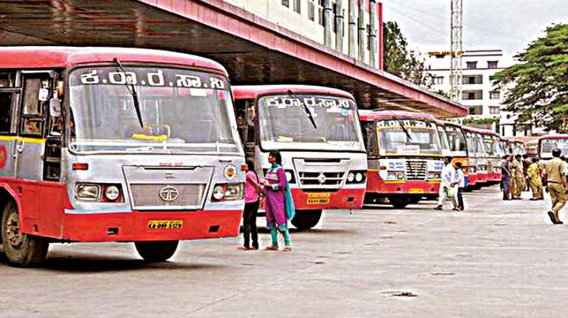 KSRTC has made arrangements for advance booking of tickets.