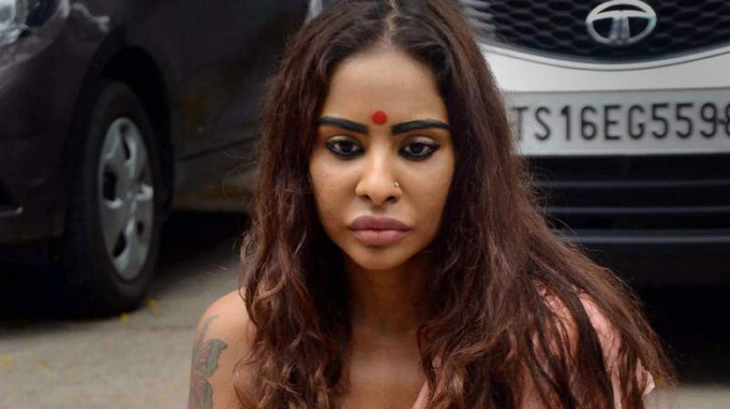 Sri Reddy: Big directors, producers, and heroes use studios as brothels