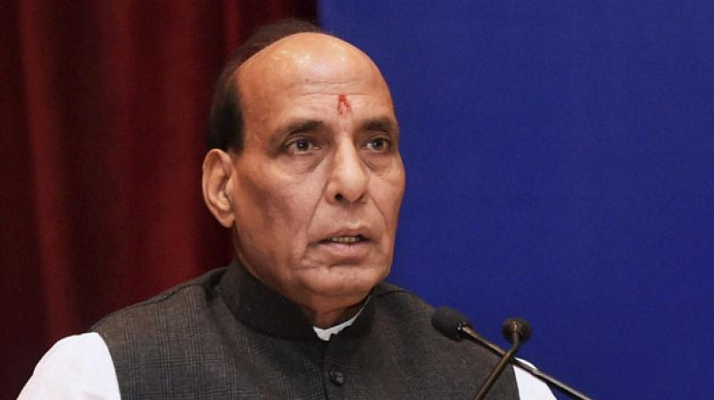 Replying to the debate on the statutory resolution on imposition of President's rule in the state, Singh said the Centre would provide whatever security forces the Election Commission wanted for holding elections in Jammu and Kashmir. (Photo: File)