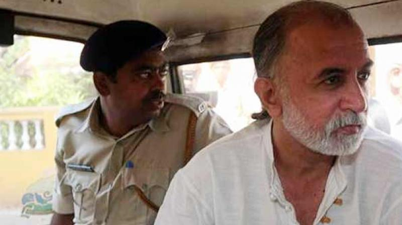 The Supreme Court on Monday dismissed the plea of the Tehelka magazine founder Tarun Tejpal seeking quashing of charges framed against him in sexual assault case. (Photo: File)