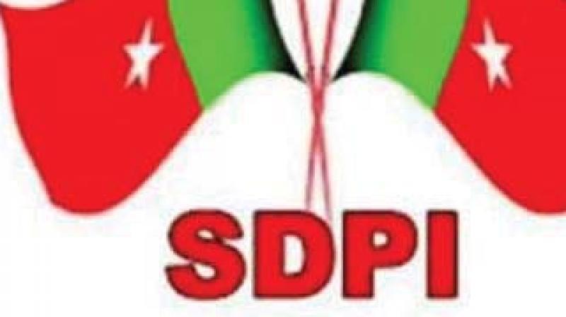 Social Democratic Party of India (SDPI).