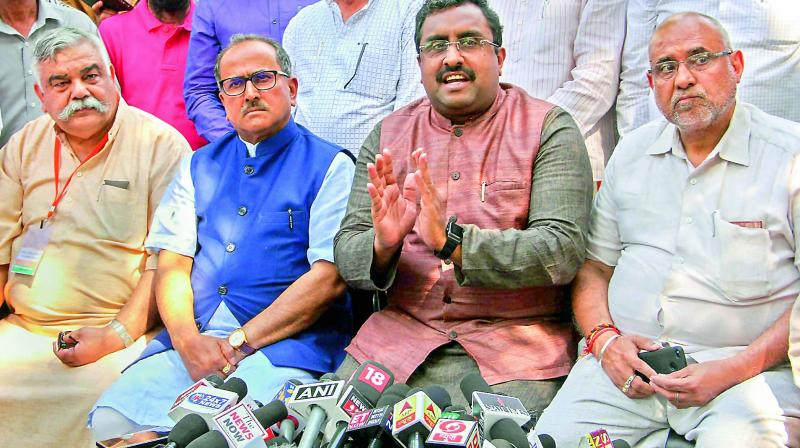 BJP leaders reiterate demand for CBI probe into Kathua case