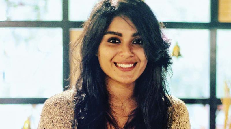 Samyuktha's train to fame