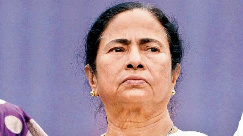 Trinamool Congress president and West Bengal Chief Minister Mamata Banerjee. (Photo: File)