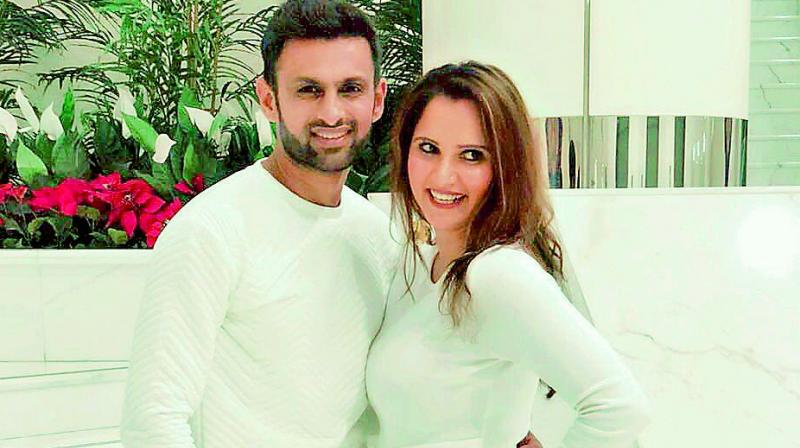 Shoaib Malik, Sania Mirza announce first pregnancy
