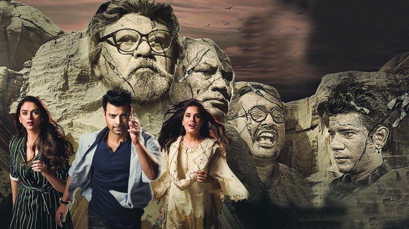 Daas Dev movie poster.