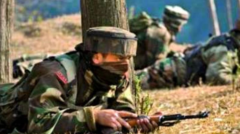 Eight Maoists killed in Chhattisgarh gunfight