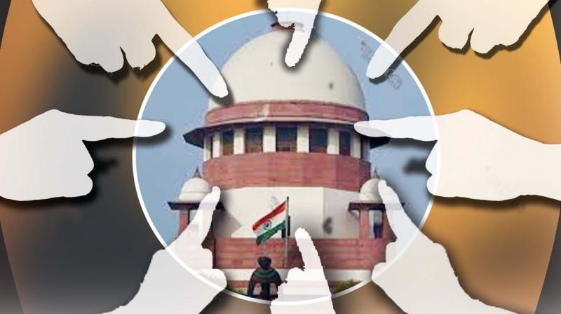 SC collegium names Justice KM Joseph to top court, govt disagrees