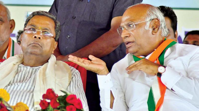 What is Modi's and siddaramaiah's 2+1 formula for win Karnataka?