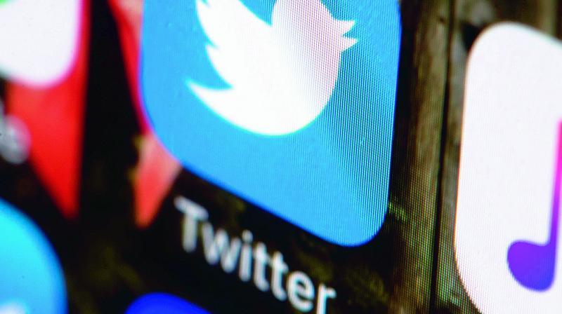 Please change your passwords, we've seen them — Twitter alerts users