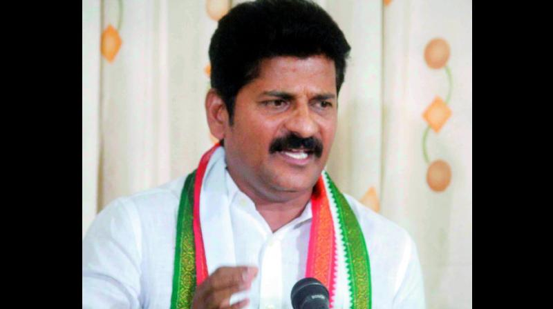 Income Tax sleuths continued searches on Friday also at the residences and offices of Telangana Congress Working President A Revanth Reddy. (Photo: File)