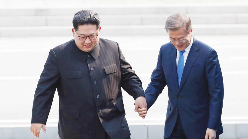 Koreas to meet on May 16 for high-level talks