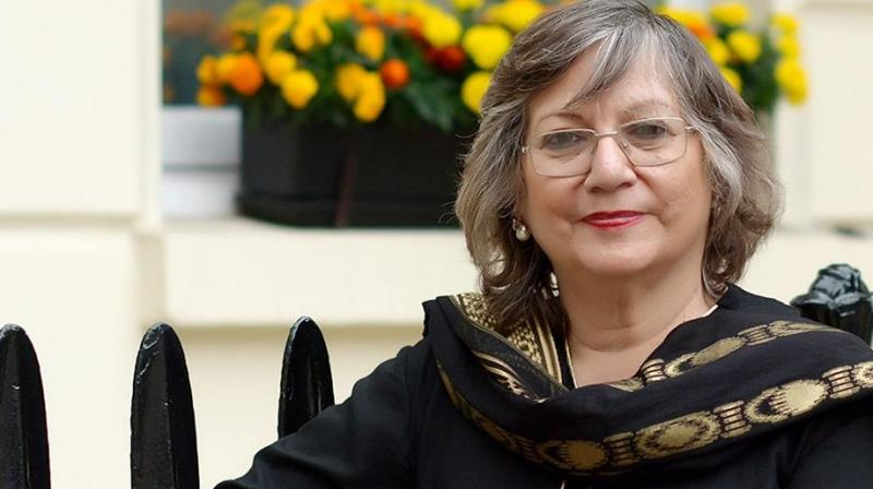 Moneeza Hashmi (Photo: Facebook)