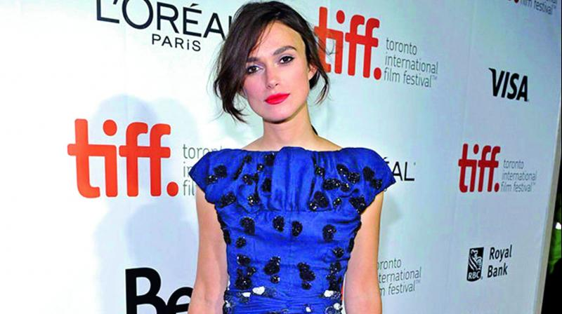 A picture of Keira Knightley used for representational  purposes only.