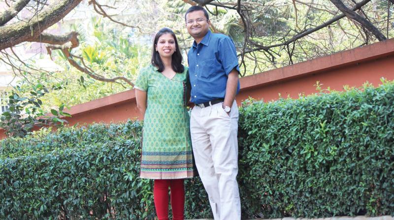 Smita and Ram