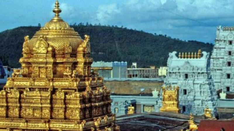 30 Hindu pontiffs & 300 activists to march from Vijayawada to Tirupathi