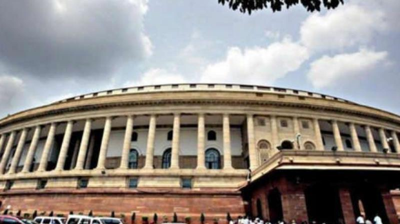 The winter session of Parliament began on December 11. (Photo: File | PTI)