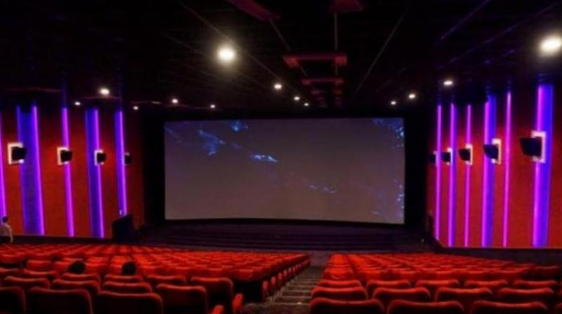 Old ticket prices reflect in the online booking sites for many theatres and multiplexes. (Representational Image)
