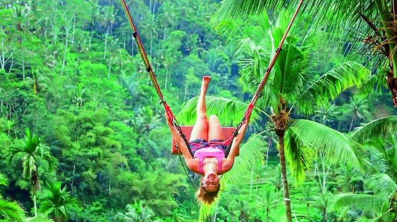 A recent report reveals that Andhra Pradesh tourism marked a new high with a 130 per cent growth in the adventure tourism economy.
