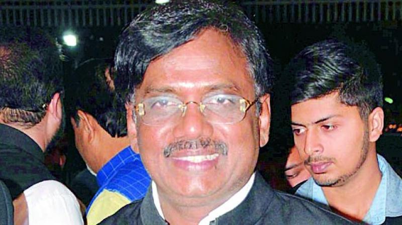 G Vivekananda.