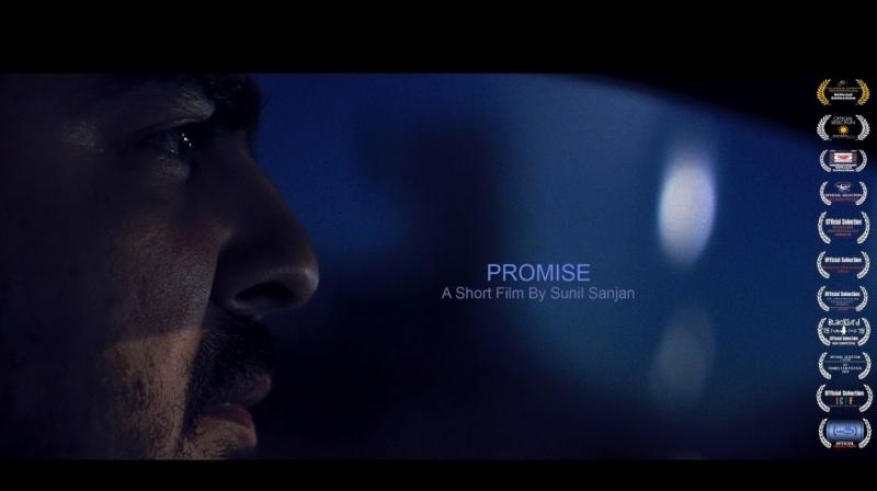 The poster of 'Promise.'