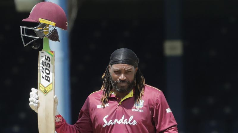 Chris Gayle is an 'icon' but best part is he's fun-loving