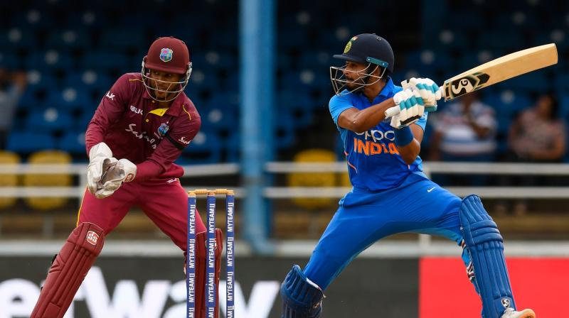 The BCCI on Friday has swapped the dates of India's T20 Internationals against West Indies with Mumbai hosting the third game on December 11 and the December 6 opener going to Hyderabad. (Photo: AFP)