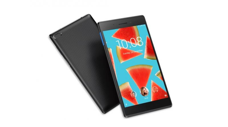 Lenovo launches two budget Android tablets: Tab 7 and Tab 7 Essential