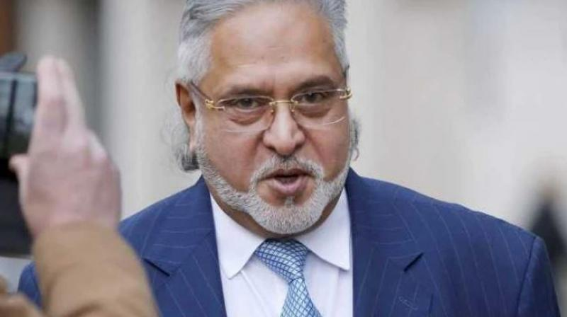 The 63-year-old former Kingfisher Airlines boss had won a reprieve earlier this month when a two-judge panel at the Royal Courts of Justice in London granted him permission to appeal against the extradition order of a lower court to face fraud and money laundering charges amounting to an alleged Rs 9,000 crores in India. (Photo: PTI)