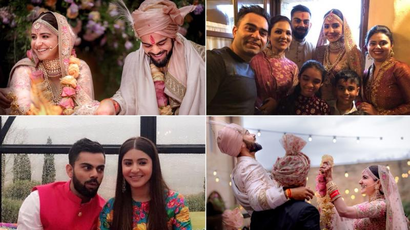 See Photos And Videos Love Takes Over As Virat Kohli