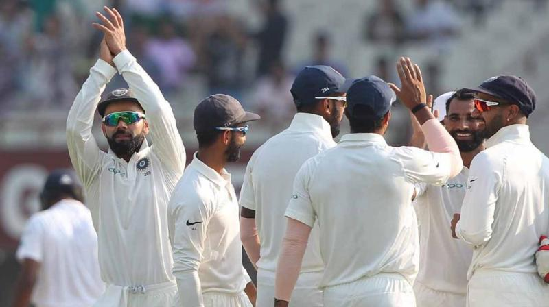 India agree to be Afghanistan's first Test opponents