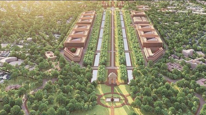 Tata Projects wins new Parliament project, L&T loses out - Deccan Chronicle