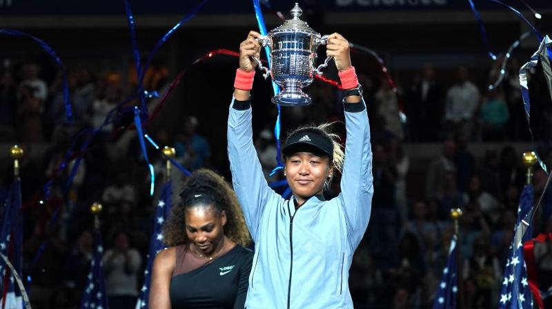 Osaka was speaking after recovering from losing the first set of her Brisbane International quarter-final to Latvia's Anastasija Sevastova on Thursday. (Photo: AFP)