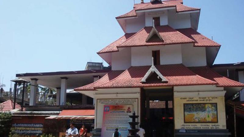 Guruvayur Parthasarathy Temple