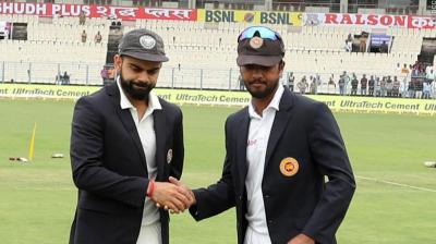 Both Virat Kohli and Dinesh Chandimal will look for their first win in the series. (Photo: BCCI)