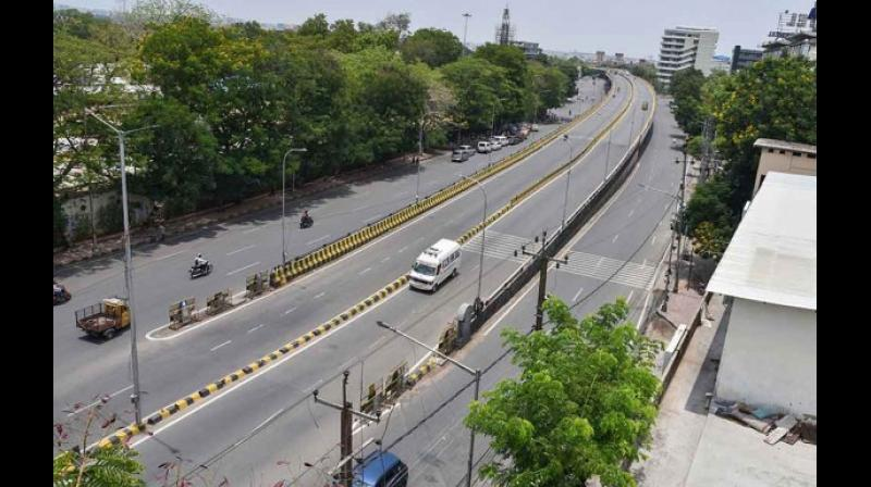 Lockdown leaves Hyderabad's air less polluted