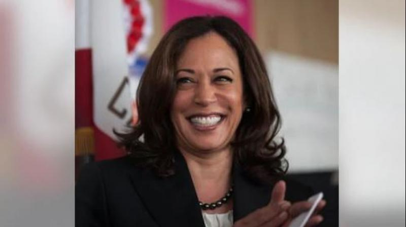 The FBI said the suspicious package addressed to her was recovered from California. (Photo: Twitter | Kamala Harris)