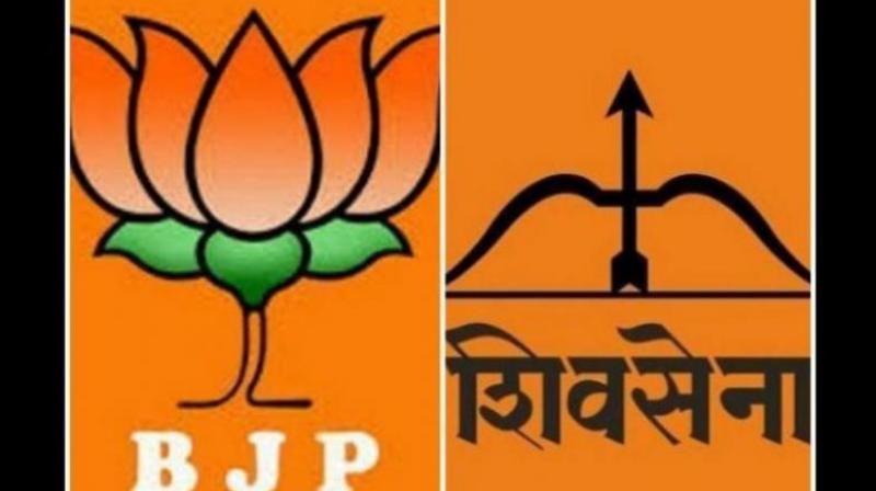 The BJP- Shiv Sena alliance broke up as the BJP did not agree to its demand of having a Shiv Sena Chief Minister.